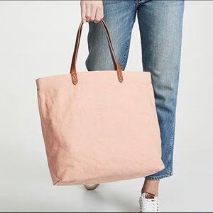 NWT! Maxwell canvas transport tote